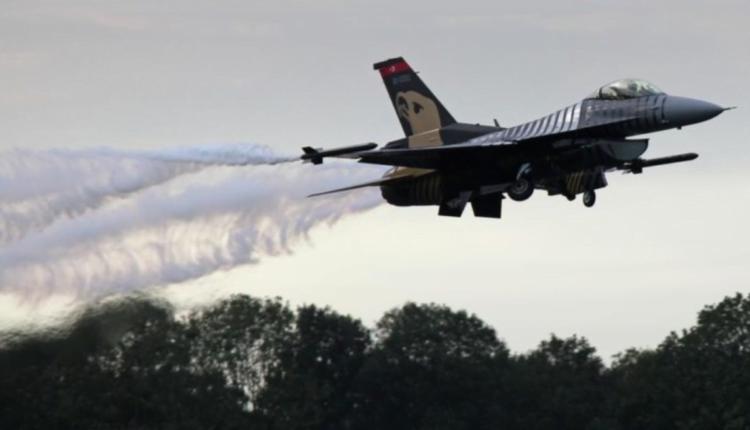 Photo of Πάνω απο Ελληνικό έδαφος στον Έβρο Τουρκικά F-16 επί 27 λεπτά!!!!