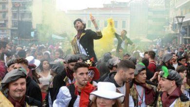Photo of Σπάνε την απαγόρευση στη Πάτρα…Στις 14.00 το καρναβάλι ξεκινά