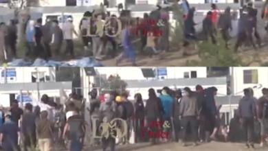 Photo of Λαθρο μετακινούνται κατά εκατοντάδες στη Μόρια (2 video)