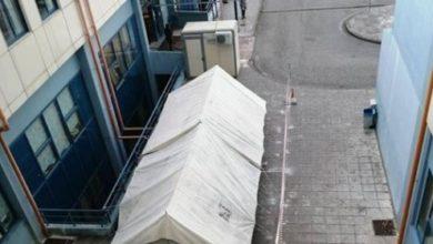 Photo of Ξήλωσε το ΤΣΑΝΤΗΡΙ ο Ρουμπάτης από το Νοσοκομείο Κέρκυρας  μετά τις φωτο που δημοσιεύσαμε