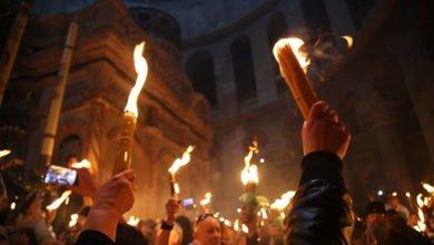 Photo of Υφ.Εξωτερικών:Tο Άγιο Φως φέτος δεν θα δοθεί στους πιστούς και δεν θα μεταφερθεί στην επικράτεια