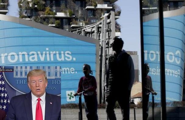 "Photo of Ο Τραμπ κόβει τη χρηματοδότηση του Παγκόσμιου Οργανισμού Υγείας – ""Απέτυχε και πρέπει να λογοδοτήσει"""
