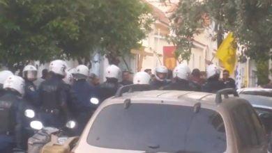 Photo of Επίθεση του Κράτους στον Aγιο Nικόλαο με διμοιρίες ΜΑΤ για τον Επιτάφιο!!!(video)