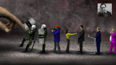 Photo of Zούμε την Προδοσία και τον αφανισμό μας την κατάργηση της Ελευθερίας..