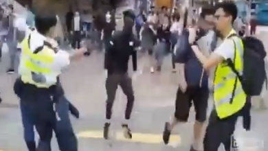 Photo of Ασκηση ΒΙΑΣ από  τους Νεοταξίτες και για τον πλήρη ελεγχο του πληθυσμού(Video)