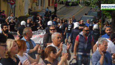 Photo of ΚΕΡΚΥΡΑ:Διαμαρτυρια ενάντια στη στέρηση ελευθεριών μας με πρόφαση τον ιό..Αντισυγκέντρωση απο Ανταρσία..
