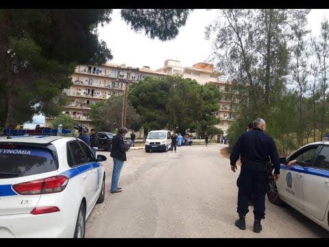 Photo of Βγήκαν οι λαθροεισβολείς στους δρομους.Ανεξέλεκτη η κατάσταση στο Κρανίδι (2 video)