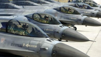 Photo of Συναγερμός ενόψει της επίσκεψης ΠτΔ..Η Πολεμική αεροπορία ασφαλίζει το νησί από Τουρκία.
