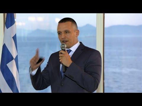Photo of Ο Κασιδιάρης παρουσίασε τα πρώτα στελέχη του κόμματος ΕΛΛΗΝΕΣ (video)