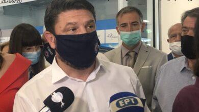 Photo of Χαρδαλιάς: Με Στρατιωτικές συνθήκες οι έλεγχοι στα Αεροδρόμια ..Έτσι θα έρθουν Τουριστες!!! (VIDEO)