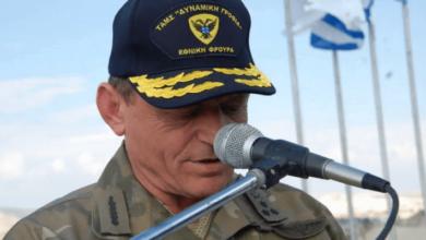 Photo of Στρατηγός Λεοντάρης «Η ώρα της Αναμέτρησης με την Τουρκία ΕΦΤΑΣΕ… Αν δεν είναι σήμερα θα είναι αύριο»…!!!