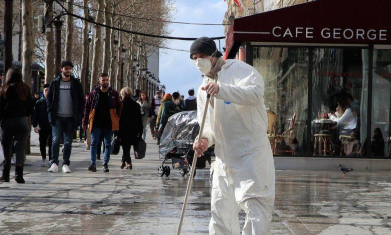 Photo of Ευρωπαική Ενωση: «Ο κορωνοϊός δεν είναι απειλή υψηλού επιπέδου»