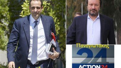 "Photo of Σε πανικό ο Μητσοτάκης…και ο ανηψιός Δημητριάδης ""φάγανε"" τον Τράγκα απο τη Τηλεόραση"