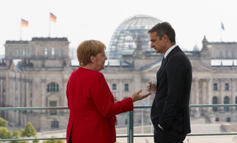 Photo of Υπακούοντας το Βερολίνο, μας οδηγεί σε εδαφικό ακρωτηριασμό.Αρθρο του Γ.Τράγκα