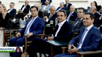 Photo of Μάλλον χρειάζεται ψυχίατρο ο Μητσοτάκης..Να μην έρθουν Τουρίστες στην Ελλάδα είπε στο Ζάπειο!!! (VIDEO)