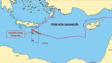 "Photo of Οι Τούρκοι στήνουν σκηνικό σύγκρουσης: ""Διαγράφουν"" την Κρήτη & βάζουν στο στόχαστρο τα τεμάχια 15 & 20"
