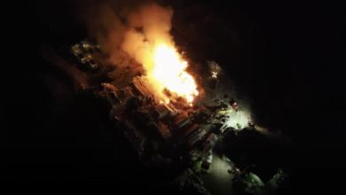 Photo of Φωτιά στη Χωματερή Τεμπλονίου…Ανάστατοι οι κάτοικοι…(video από drone)