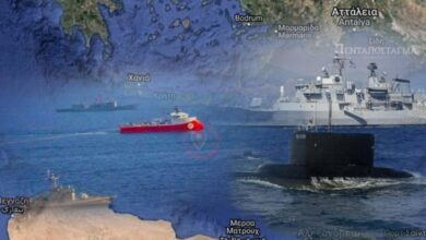 Photo of Aνάφλεξη στο Αιγαίο θέλουν οι Τούρκοι: Πραγματικά πυρά στο κέντρο του Ελληνικού Αρχιπελάγους