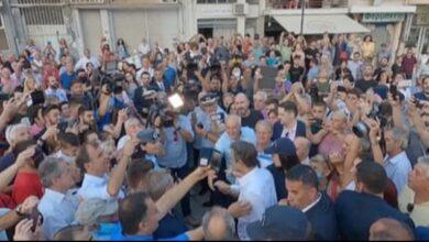 Photo of Η εικόνα Μητσοτάκη στη Νίκαια δείχνει την ΑΠΑΤΗ!! Ενα βήμα πριν βγει ο κόσμος στους δρόμους!!