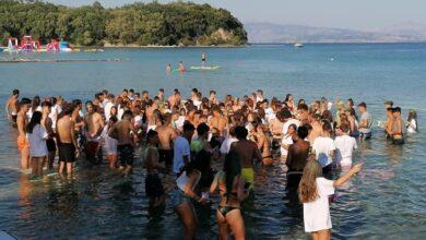 """Photo of Ρουφιάνοι """"πρόβατα"""" κάλεσαν Αστυνομία για να σταματήσουν πάρτι στη Δασιά Κέρκυρας."""