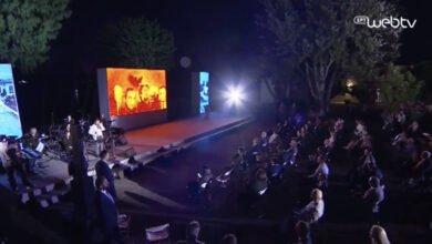 Photo of Την ωρα που φλέγεται το Αιγαίο ο Μητσοτάκης και η Κατερίνα σε συναυλία!!!