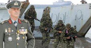 """Photo of Κ.Ζιαζιάς ( Στρατηγός) : """"Για να τελειώνουμε με τα τουρκικά παραμύθια περί αποστρατικοποίησης νησιών"""""""