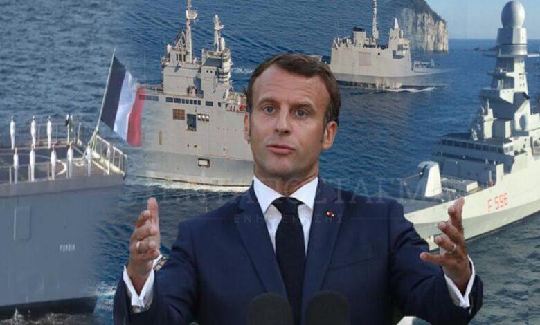 "Photo of Η Γαλλία τινάζει το ΝΑΤΟ στον ""αέρα"" – Αποχωρεί από τις περιπολίες .."