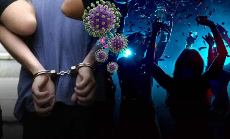 Photo of Κατάργησαν το Σύνταγμα..Ξεκίνησαν οι συλλήψεις πολιτών που «τολμούν» να διοργανώνουν πάρτι σπίτι τους