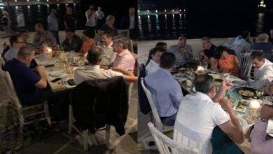 Photo of Πρόστιμα για συνωστισμό στην εστίαση και ο Θεο-χάρος σε τραπέζι με 9 άτομα!!!