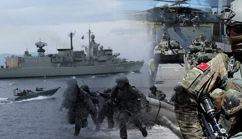 Photo of Δεκαεπτά τουρκικά πλοία «απέκλεισαν» Ρόδο και σύμπλεγμα Μεγίστης – Ακόμα δέκα πλέουν στο βόρειο Αιγαίο