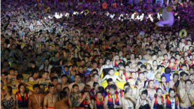 Photo of Πάρτι με χιλιάδες κόσμου στην Ουχάν οκτώ μήνες μετά το πρώτο κρούσμα κορωνοϊού (VIDEO)