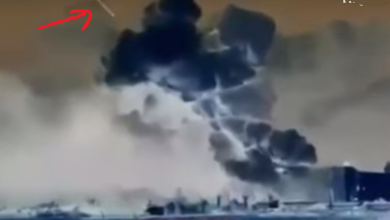 Photo of Πύραυλος ανατίναξε το Λιμάνι της Βηρυτού..(video)