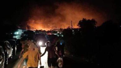 Photo of Οι Λαθρομετανάστες έκαψαν το ΚΥΤ Μόριας και ξεχύθηκαν στο νησί..Καλούν την Τουρκία να επέμβει!!!