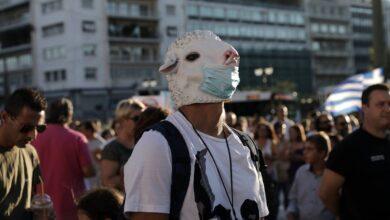 Photo of Ολη η Ελλάδα στους δρόμους κατά της Υποταγής με μάσκα και εμβόλια. (video)