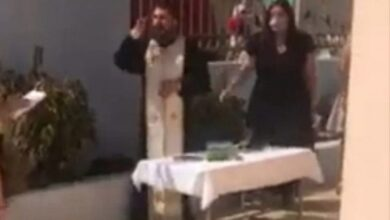 Photo of Συνελήφθη στην Κρήτη  ιερέας μετά το κήρυγμα για τις μάσκες