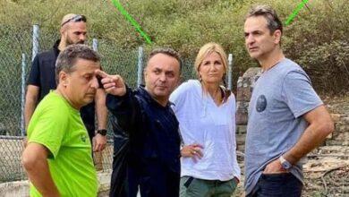 Photo of Η Καραντίνα είναι για τους Ελληνες .Δεν είναι για τον Μητσοτάκη!!!