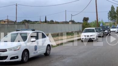 Photo of Aπαγορευτηκε η Σημαία και στην Ηλεία..Μπλόκο της Αστυνομίας Μητσοτάκη!! (Video)