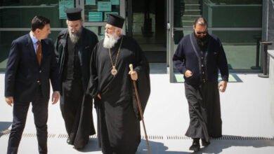 Photo of Στο εδώλιο η Θεια Κοινωνία..Ο Μητροπολίτης Κέρκυρας δικάζεται στις 19/10
