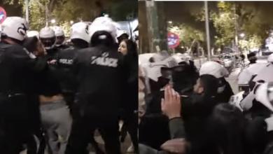 Photo of Tα Ματ του Μητσοτάκη επιτέθηκαν στα παιδιά μας  που διαμαρτύρονταν για τα μέτρα στη Θεσσαλονίκη.(Video)