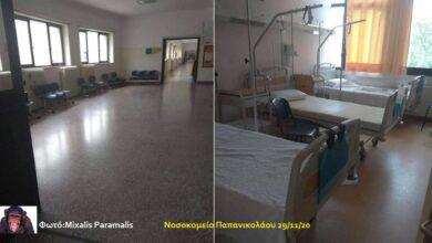 Photo of Σανό αμάσητο απο την πληρωμένη Τηλεόραση..Νοσοκομείο Παπανικολάου σήμερα!!(ΦΩΤΟ)