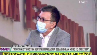 Photo of Πορτοσάλτε..Οι πολίτες θα κάνουν το εμβόλιο ΜΕ ΤΟ ΖΟΡΙ!!!(Video)