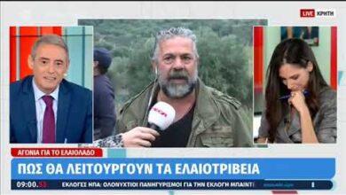 Photo of Δεν φορά μάσκα ο προκλητικός Χασαπόπουλος και ζητά να φορά ο Αγρότης.(Video)