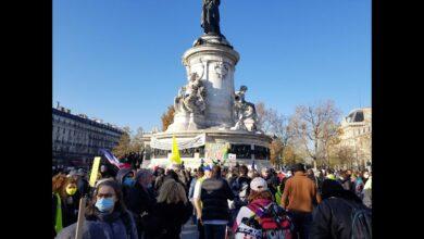 Photo of Η Γαλλία στους δρόμους κατα των μέτρων εγκλεισμού ..(2 video)