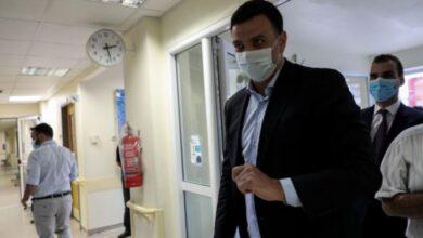 Photo of Κικίλιας:Μάσκα μέσα -εξω μέχρι τον Μάρτιο και το εμβόλιο αρχές Ιανουαρίου..