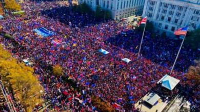 Photo of Ξεχύθηκαν στους δρόμους για τον Τραμπ…