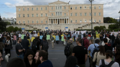 Photo of Αντισυνταγματική η απαγόρευση των συναθροίσεων .Ενωση Δικαστών και Εισαγγελέων: Να ανακληθεί η απόφαση