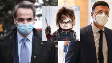 "Photo of Η ""Χούντα"" Μητσοτάκη-Κικίλια ζητούν ενυπόγραφα ποιοι Γιατροί και νοσηλευτές δεν εμβολιάζονται!!! (Εγραφο)"