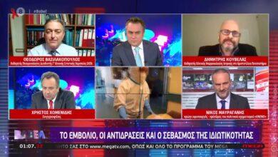 """Photo of Κούβελας: Άδεια """"υπό εποπτεία"""" πήραν τα εμβόλια και μπορεί να αποσυρθούν ανά πάσα στιγμή..Γίναμε Πειραματόζωα!!"""