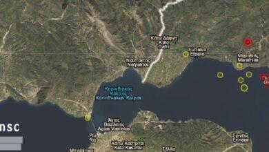 Photo of Σεισμός 5,2 Ριχτερ στο Μαραθια Φωκίδας..