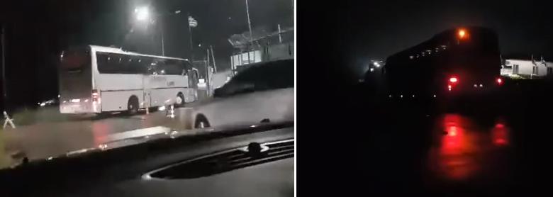 Photo of Μεταφέρουν παράνομους μετανάστες στο ΚΥΤ Φυλακίου Έβρου (2 video)